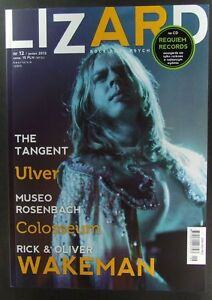 RICK WAKEMAN Dream Theater,Colosseum,Ulver,Museo Rosenbach,Tangent,Bad Company - europe, Polska - Zwroty są przyjmowane - europe, Polska