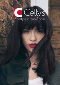 Hair stylists / Hairdressers (NVQ 1, 2 and 3 accepted) needed in our Celly's Worthing branch!