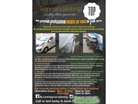 TopCarValeting LTD. Mobile car wash (Scratch free)