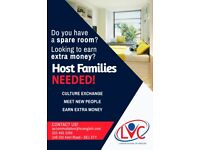LVC London School of English is looking for new Host families for international students!