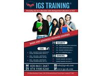 ESOL and SIA Security Training Classes