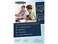 GCSE, A Level private/group tuition|25years experience|11+ specialists with proven results