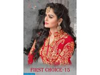 FIRST CHOICE VOL-15 WHOLESALE FUNCTION WEAR SALWAR KAMEEZ