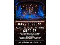 Bass Guitar Lessons / Tuition