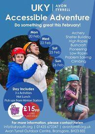 Half Term Buzz Family Fun Days @ Avon Tyrrell for Southampton Families