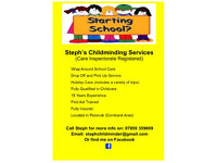 Childminder in Penicuik with Spaces