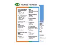 Security Training Courses Available!