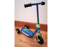 Monsters university scooter