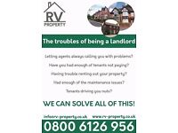 Landlords Wanted - we will guarantee your rent & deal with all voids / maintenance / tenant issues