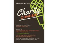 Keyboard Players Wanted for a Student organised Fundraising Event