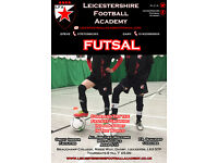 Futsal for ages 5-10