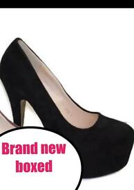 Size 6 & 4 heigh heels