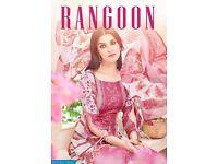 SARGAM RANGOON WHOLESALE DESIGNER PRINT DRESS MATERIAL