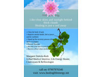 Life Energy Healing for mental and physical health