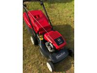 Mountfield Self Propelled Petrol lawnmower 1st class cond. & fully serviced Briggs & Stratton engine