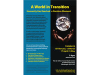 A World in Transition - Public Presentation (Admission free)
