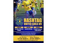 U8/U9 Girls Football Team - Based In Billericay, Essex (PLAYED WANTED)