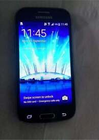 SAMSUNG GALAXY ACE 4 LTE UNLOCKED WITH CHARGER AND EARPHONES