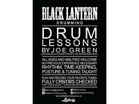 Black Lantern Drumming - Drum Tuition