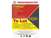 Supreme Business Park Print Works Lane, Levenshulme Modern Office Warehouse Industrial Units to Let