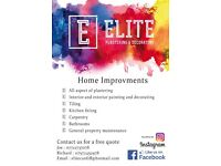Elite plastering & decorating