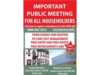 Public Event with the Householder Club