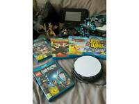 4 month old Nintendo wii u and games
