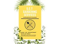 Gardening & Exterior Cleaning Services