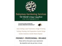 Daisymay Gardening - Competitive rates!!! Please see Ad for details