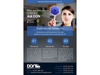 Don The Experienced Removal Company - Home and Business moves
