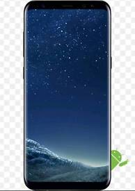 Looking for samsung galaxy s8 plus black unlocked