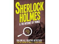 Sherlock Holmes and the Internet of Things Workshop