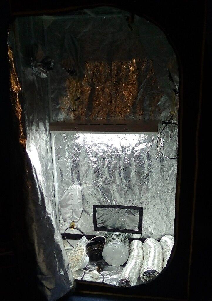 Grow tent set up & Grow tent set up | in Snodland Kent | Gumtree