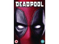Deadpool [DVD] [2016] New. Still sealed.