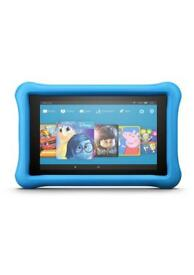 "All-New Fire HD 8 Kids Edition Tablet, 8"" Display, 32 GB, Blue Kid-Proof Case"