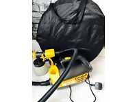 Professional tanning machine & tent