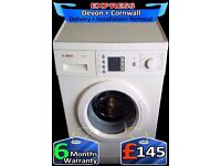 Top Spec Bosch, Large LCD, Fast 1400, A+ Rated, Fully Reconditioned inc 6 Months Warranty