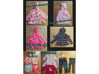 Girls 2-3 yr clothes