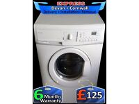John Lewis Family Sized 7Kg Washing Machine, Fast Wash, Fully Reconditioned inc 6 Months Warranty