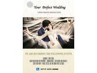 + Your Perfect Wedding + Movie and Photos + Just 400 pound !!!