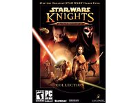 Star Wars Knights Old Republic (2 CD's) for PC