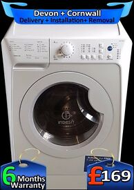 Top 9Kg Mega Drum Indesit, Fast 1400, Fast Wash, A+ Rated, Fully Refurbished inc 6 Months Warranty