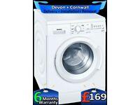 Top Tech, Siemens Washing Machine, Big 8Kg, IQ Range, A+, Factory Refurbished inc 6 Months Warranty