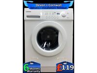 Samsung Washing Machine, Fast 1200, 6KG Load, Quick Wash, Fully Refurbished inc 6 Months Warranty