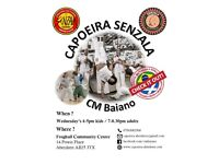 Capoeira Senzala at Froghall Community Centre, Powis Place, Aberdeen
