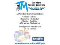 Tony mann painter & decorators