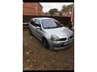Renault Clio sport 172 track ready ! Road legal