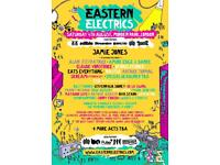 Eastern Electrics / Saturday Day Ticket