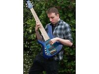 Bass Guitar Lessons/Tuition