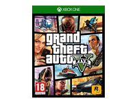 GRAND THEFT AUTO 5 GAMES SEALED